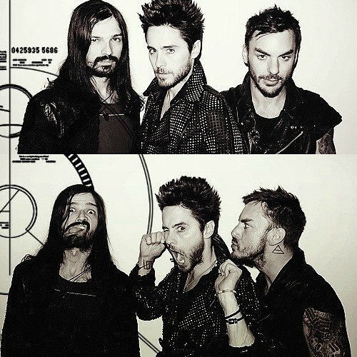 Search and Destroy 30 seconds to Mars