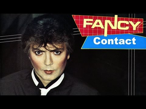 "Fancy - album ""Contact"", 1986"