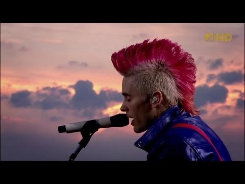 30 Seconds To Mars - Search and Destroy (Rock Am Ring 2010) [HD]