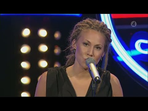 Mariette Hansson - Dear Mr. President - Idol Sverige (TV4)