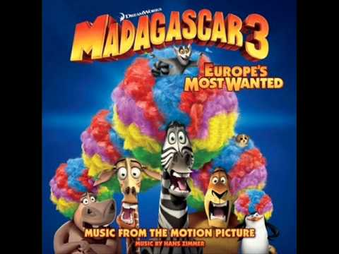 Madagascar 3 SoundTrack ● Chris Rock - Afro Circus I Like To Move It