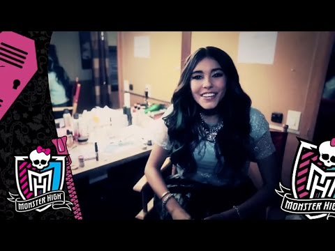 We Are Monster High® Music Video Behind-the-Screams with Madison Beer