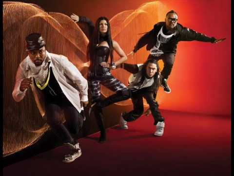 Black Eyed Peas feat 50 Cent - Let The Beat Rock dirty