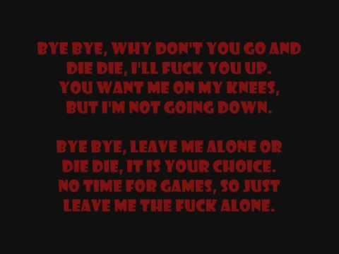 PAIN - BYE DIE (with lyrics)