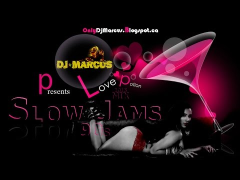 90s Love Potion | Slow Jams | DJ Marcus