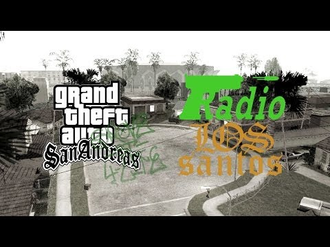 GTA San Andreas - Radio Los Santos (All Tracks)