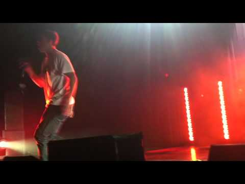 Sammy Adams-No Speak Americana-Boston 10/31/11
