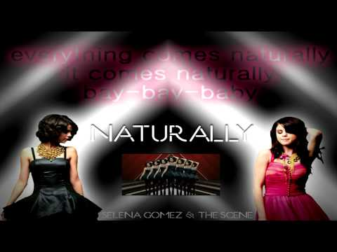 Selena Gomez & The Scene - Naturally [Official Instrumental]