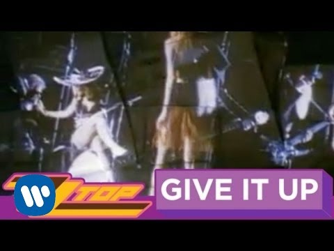 ZZ Top - Give It Up (OFFICIAL MUSIC VIDEO)