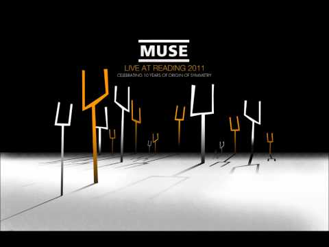 Muse - Darkshines @ Reading Festival 2011 (Audio HD)