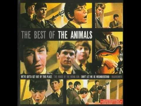 *HQ Audio* The Animals - boom boom - HiFi Upload *HQ upload*
