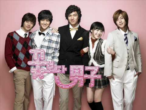 (Boys Over Flowers OST)Tree Bicycles - One More Time(나무자전거) + lyrics(Korean & English)