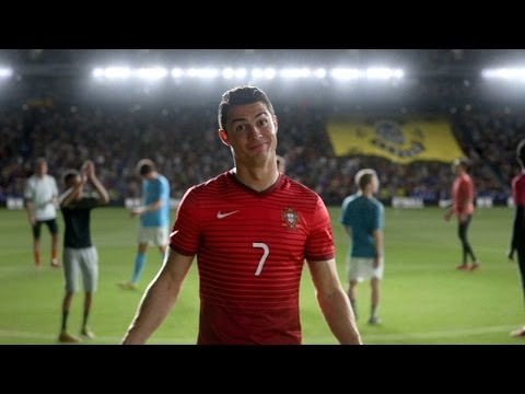 Nike Football: Winner Stays. ft. Ronaldo, Neymar Jr., Ibrahimović, Iniesta & more | Русская озвучка