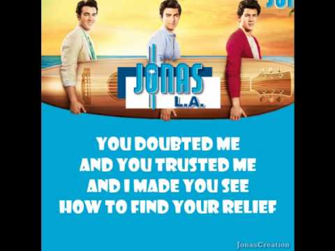 Jonas Brothers - Hey You (with lyrics)