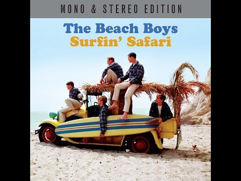 The Beach Boys - Surfin' Safari (Mono & Stereo Edition) (Mono & Stereo Edition) (Not Now Music) ...