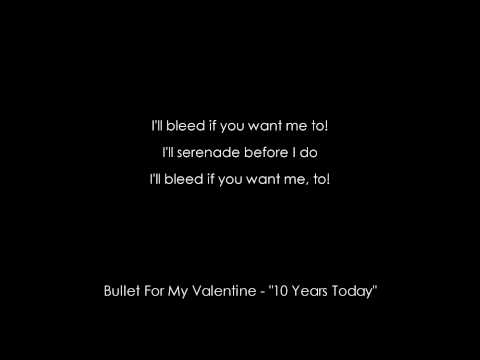 [HD] Bullet For My Valentine -