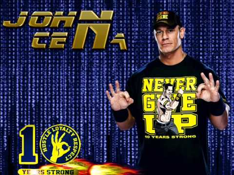 WWE John Cena Theme Song ''My Time is Now '' Music 2013