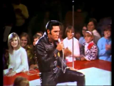 Elvis Presley - Rock'n Roll Medley (Heartbreak Hotel - Hound Dog - All Shook Up)