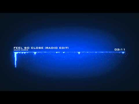 Feel So Close (Radio Edit) - Calvin Harris