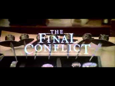 Jerry Goldsmith - Main Title / Second Coming (The Final Conflict)