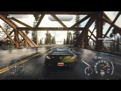 Need For Speed Rivals Freeplay #1