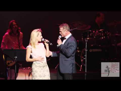 Rachael Beck and Michael Cormick perform Can't Take My Eyes Off Of You