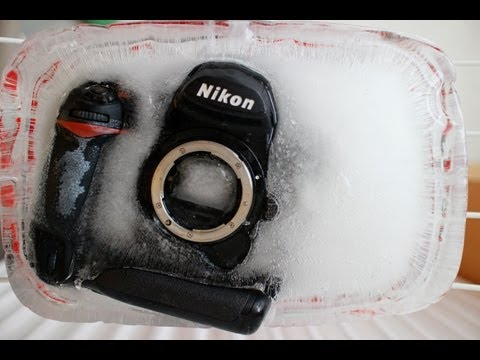 Test photo - Le crash test du Nikon D3s