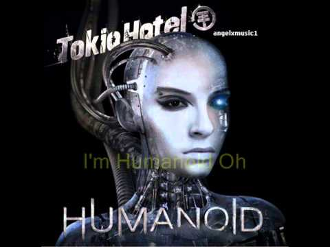 Tokio Hotel Humanoid  [english version] lyrics
