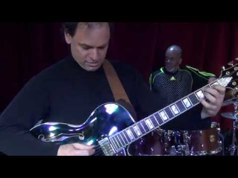 Bembe Lesson - Part 1 Ben Sher's Afro-Latin Jazz Guitar Series