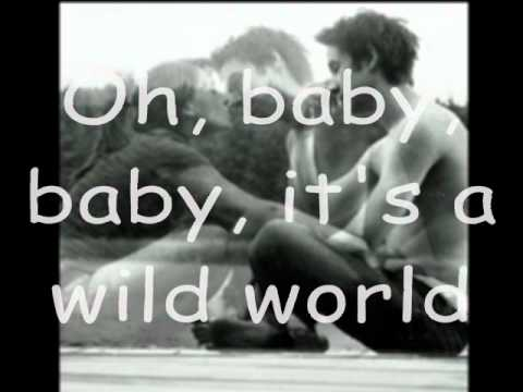Mike Bailey - Wild World (lyrics)
