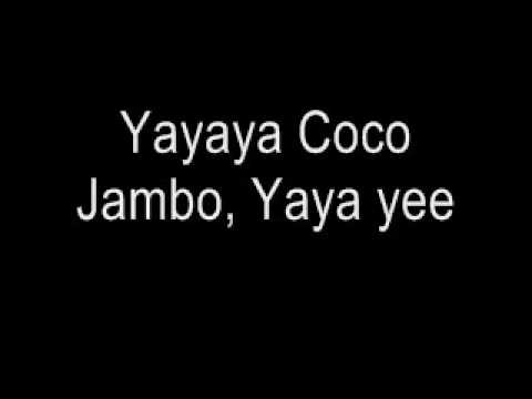 Coco Jambo- Mr. President (Lyrics)