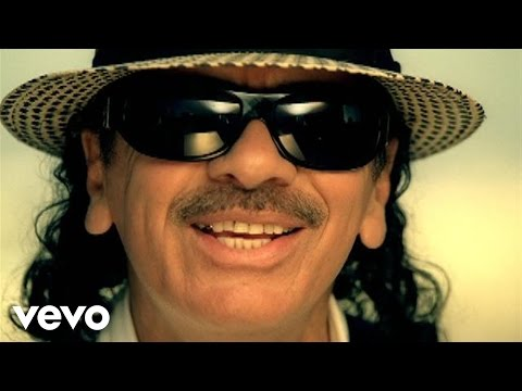 Santana feat. Chad Kroeger - Into The Night ft. Chad Kroeger