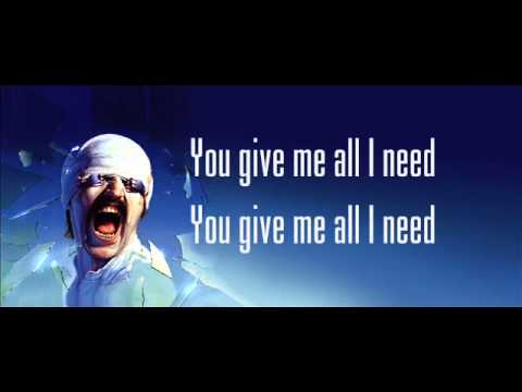 Scorpions - You Give Me All I Need (lyrics)