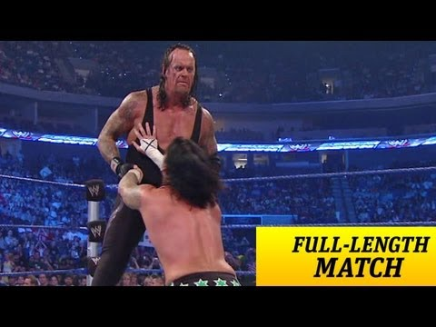FULL-LENGTH MATCH - SmackDown - The Undertaker vs. CM Punk