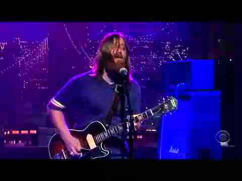 The Black Keys - I Got Mine on Letterman