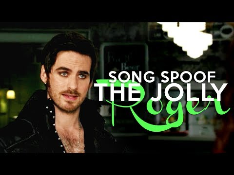 THE JOLLY ROGER - crack!vid || once upon a time