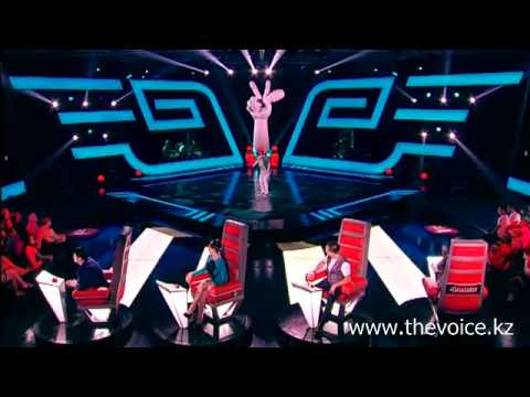 The Blind Auditions Episode 6 Timur Omarov The Voice Of Kazakhstan Season 1