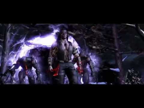 Mortal Kombat X - Launch Trailer with Chop Suey - System of a Down -1080p