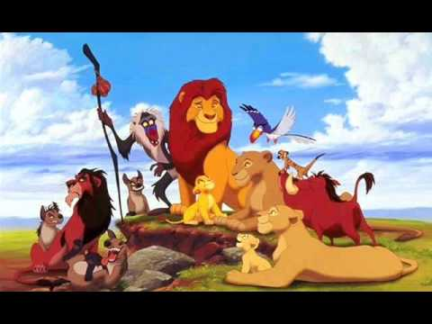 Lion king - In the jungle the mighty jungle