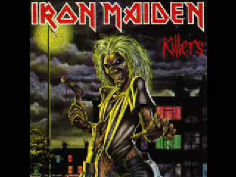 Iron Maiden - Another Life (with lyrics)