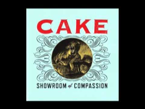 It's been a long time. Cake Showroom of compassion, shameless soundtrack