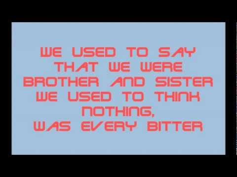 "Jonathan Clay - Little Sister (lyrics) from the movie ""LOL"""