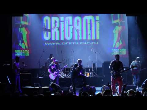 "ORIGAMI - ""Здесь останусь только Я"" [live in Saint Petersburg - ""AVRORA"" club 5.05.2013]"